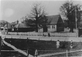 St John's School in the 1930s | LHS archives